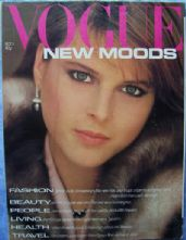 Vogue Magazine - 1980 - October 1st
